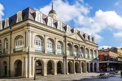 Het museum van de staat van Louisiane in Jackson Square, New Orleans Royalty-vrije Stock Foto