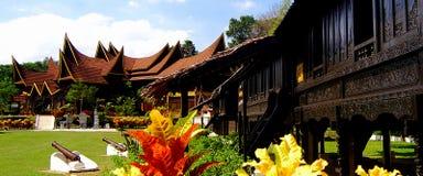 Het Museum van de Staat van Negerisembilan/Complex Centrum stock foto's