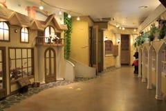 HET MUSEUM VAN DE TEDDYBEER Royalty-vrije Stock Afbeelding