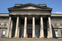 Het museum van de wereld Royalty-vrije Stock Afbeeldingen