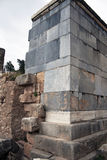 Het museum van Delphi Griekenland Royalty-vrije Stock Afbeelding