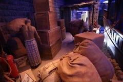Het museum van Doubai Stock Afbeelding