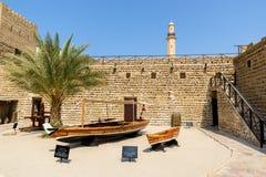 Het Museum van Doubai, Doubai, Verenigde Arabische Emiraten royalty-vrije stock foto's