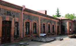 Het Museum van Dzitoghtsyan van Architectuur in Gyumri Royalty-vrije Stock Fotografie