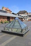 Het Museum van Gemeentelijke Techniek in Krakau, Polen Royalty-vrije Stock Foto's