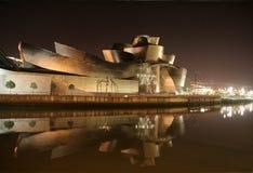 Het museum van Guggenheim stock foto's