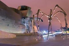 Het museum van Guggenheim Stock Afbeelding