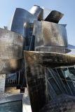 Het Museum van Guggenheim in Bilbao Stock Fotografie