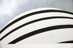 Het museum van Guggenheim, de Stad van New York stock fotografie