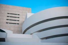 Het Museum van Guggenheim van Solomon Stock Foto's