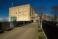 Het Museum van het de Stadskasteel van Norwich Royalty-vrije Stock Afbeeldingen