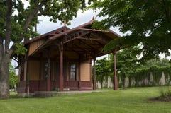 Het Museum van het Depot van Minnehaha royalty-vrije stock foto's