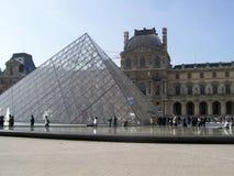 Het museum van het Louvre Royalty-vrije Stock Foto