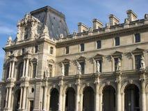Het museum van het Louvre - Parijs Stock Foto's