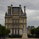 Het museum van het Louvre. Parijs Royalty-vrije Stock Afbeelding