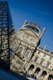 Het museum van het Louvre - Parijs Royalty-vrije Stock Foto