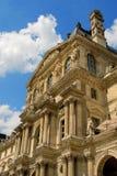 Het Museum van het Louvre in Parijs Royalty-vrije Stock Afbeeldingen
