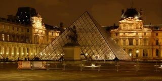 Het museum van het Louvre, Parijs, Frankrijk Royalty-vrije Stock Foto's
