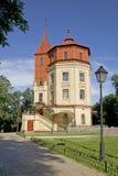 Het museum van het water in het park van Kiev Royalty-vrije Stock Foto