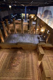 Het Museum van het Zeugmamozaïek Stock Afbeelding