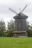 Het museum van houten architectuur in suzdal, Russische federatie royalty-vrije stock foto