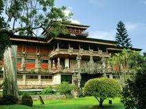 Het museum van Indonesië (TMII) Stock Foto