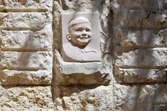 Het museum van Jad vashem Royalty-vrije Stock Foto's