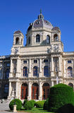 Het Museum van Kunsthistorisches, Wenen Royalty-vrije Stock Fotografie