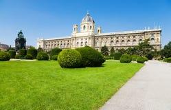 Het Museum van Kunsthistorisches in Wenen Stock Foto
