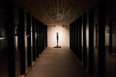 Het Museum van Louisiane van Moderne Kunst, Humlebæk, Denemarken royalty-vrije stock foto's