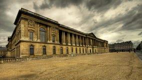 Het museum van Louvre Stock Foto