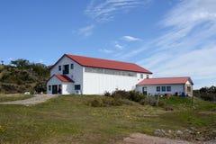 Het Museum van mariene vogels en zoogdieren op het landgoed van Harberton royalty-vrije stock afbeeldingen