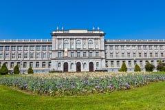 Het museum van Mimara in Zagreb royalty-vrije stock foto