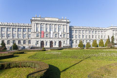 Het museum van Mimara in Zagreb Royalty-vrije Stock Afbeelding