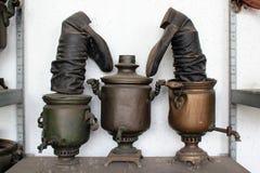 Het Museum van Onnodige Dingen in Kyiv, de Oekraïne stock foto