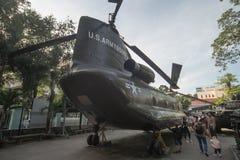 Het Museum van oorlogsresten Stock Foto's