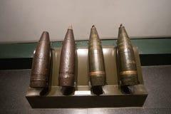 Het Museum van oorlogsresten Stock Fotografie