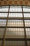 Het Museum van Orsay, HoofdZaal, Parijs Stock Foto's
