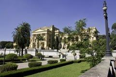 Het Museum van Paulista (Ipiranga) - Sao Paulo royalty-vrije stock afbeeldingen