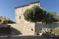 Het Museum van Picasso, Antibes, Frankrijk Royalty-vrije Stock Fotografie