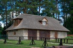 Het museum van Polenovo. Rusland. Stock Fotografie