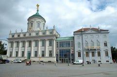 Het Museum van Potsdam Stock Afbeeldingen