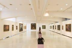 Het Museum van Praag Royalty-vrije Stock Afbeeldingen