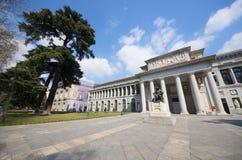 Het museum van Prado Stock Afbeeldingen