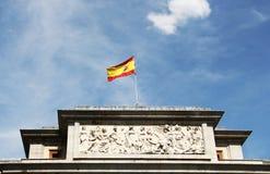 Het museum van Prado, Madrid Stock Afbeeldingen