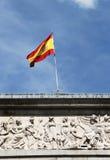 Het museum van Prado, Madrid Stock Fotografie