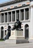 Het museum van Prado, Madrid Royalty-vrije Stock Afbeeldingen
