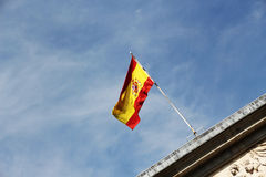 Het museum van Prado, Madrid Stock Foto