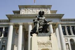Het Museum van Prado. Madrid. Spanje. Stock Fotografie