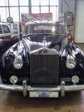Het Museum van retro auto's in het gebied van Moskou van Rusland Stock Foto